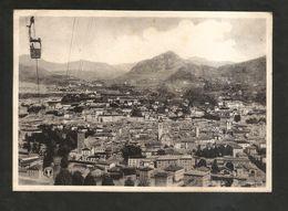 TRENTO - PANORAMA Con La Funivia Di SARDAGNA ( Spedita 1939 ) - Trento