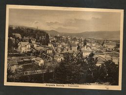 ARQUATA SCRIVIA ( AL ) - PANORAMA ( Spedita 1935 ) - Alessandria