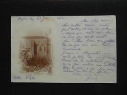CPA FONTES L'EGLISE (34 HERAULT)  ANIMEE1902 - Autres Communes