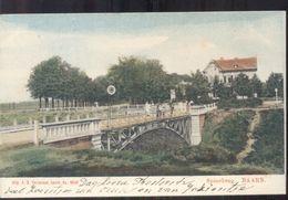 Baarn - Spoorbrug - 1900 - Baarn