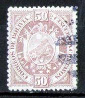 BOLIVIA-Yv. 44-N-11955 - Bolivie