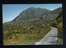 Cartolina Postale Avellino Provincia - Chiusano San Domenico - Panorama Col Monte Luceta - Non Viaggiata - Avellino