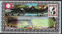 2003 Wallis Et Futuna N° Aerogramme 1  Nf**.MNH . Aéroport De Hihifo Et Vele . - Aerogramas