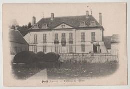 CPA POIL Château De Villette - Autres Communes
