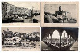 LOT  DE 44 CARTES  POSTALES  ANCIENNES  DIVERS  ITALIE  N92 - Cartes Postales