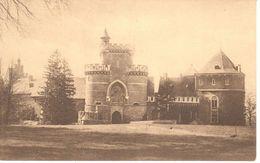 Lennik - CPA - Château De Gaesbeek - Château Vu De L'esplanade - Lennik