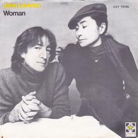 JOHN LENNON -Woman -  SG - Rock