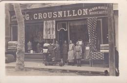 13 / TOP CARTE SALON / AU BON MARCHE G. CROUSNILLON / - Salon De Provence