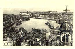 France - Seine Maritime - Dieppe - Vue Générale Prise De L'Eglise St. Jacques - CAP Nº 94 - 4900 - Dieppe