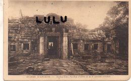 ASIE Cambodge : Ruines D Angkor Banteai-Kdei Pavillond Entrée De La 2° Enceinte Orientale - Cambodia