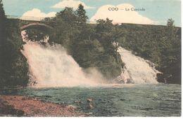 Stavelot - Coo - CPA - Cascade - Stavelot