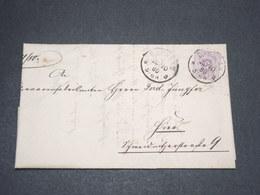 ALLEMAGNE - Lettre De Breslau En 1880 - L 13840 - Brieven En Documenten