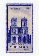 CHOCOLAT SUCHARD - VUES DE FRANCE - 505 - AUCH LA CATHEDRALE (GARS) - Suchard
