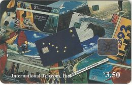 Alaska - CAC Calling All Cards - 3.50$, SC5, 05.1994, 2.500ex, Used - Telefonkarten