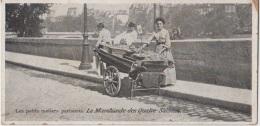 Les Petits Métiers Parisiens - La Marchande Des Quatre Saisons - Petits Métiers à Paris