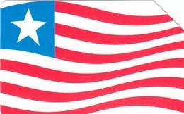 11741-SCHEDA TELEFONICA - LIBERIA - USATA - Liberia