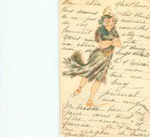 Cpa    -   Belle  Femme  ,  Spectacle       AF289 - Vrouwen