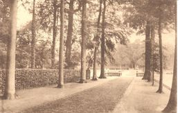 Beloeil - CPA - Parc Boulingrin En Face Du Château - Beloeil