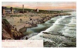 16509  CA San Francisco   Cliff House Beach - Santa Barbara