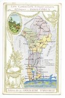 LES COLONIES FRANCAISES - Afrique : DAHOMEY - Ed. Chocolaterie D'Aiguebelle - L 1 - Historia