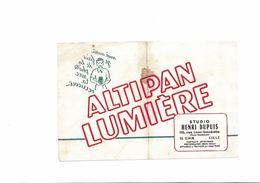 BUVARD   Altipan Lumiere  A Lille - Buvards, Protège-cahiers Illustrés