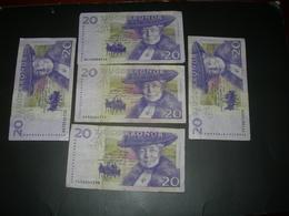 Sweden. 100 Kronor - Suède