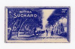 CHOCOLAT SUCHARD - VUES DE FRANCE - 540 - ATTELAGE LANDAIS (LANDES) - Suchard
