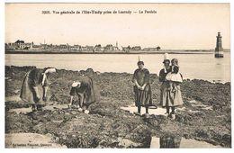 D29 - ILE TUDY - VUE GENERALE DE L'ILE TUDY PRISE DE LOCTUDY - LA PERDRIX - Ile Tudy