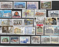 EUROPA 1990  26 Valeurs Oblitérés Rond - Europa-CEPT