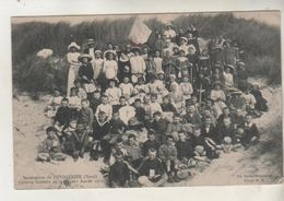 Sanatorium De ZUYDCOOTE - Colonie Scolaire De La MEUSE - Année 1913 - Altri Comuni