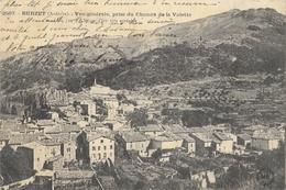 Burzet (Ardèche), Vue Générale Prise Du Chemin De La Valette - Edition Marguerit-Brémond - Carte M.B. N° 2507 - Altri Comuni
