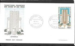 CAD  DJIBOUTI  AFARS ET ISSAS - Djibouti (1977-...)