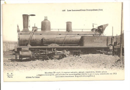 Les Locomotives Françaises (Est) - Machine  N°   0503, à Vapeur Saturée ... - Matériel