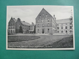 Front Entrance , Capuchin College , Rochestown , Co. Cork. - Ireland