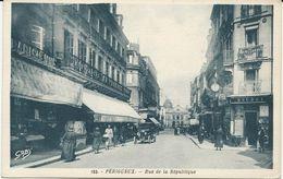 PERIGUEUX-RUE DE LA REPUBLIQUE - Périgueux