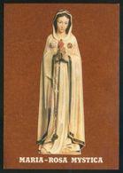 Portugal. Braga. *Maria-Rosa Mystica* Ed. Boa Nova. Nueva. - Pinturas, Vidrieras Y Estatuas