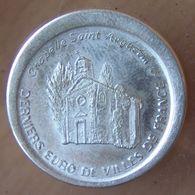 France 10 Euro Argent Sauveclare 1998 Chapelle Saint-Augustin - Euros Of The Cities