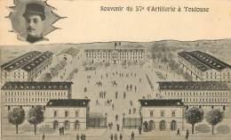 Souvenir Du 57è D'Artillerie à TOULOUSE - Toulouse