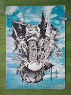 KOV 870 - CAVAZZANO, STRIP ART FEATURES - Pintura & Cuadros