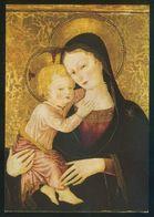 Francia. 84. Avignon. *Musée Du Petit Palais. Bartolmeo Caporali. La Vierge...* Ed. Gaud. Nueva. - Pinturas, Vidrieras Y Estatuas