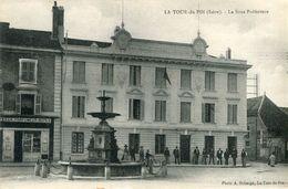 La Tour Du Pin La Sous Prefecture - La Tour-du-Pin