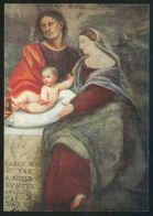 Italia. Treviso. *Cattedrale. Cappella Malchiostro. Adorazione Dei Magi...*  Nueva. - Pinturas, Vidrieras Y Estatuas