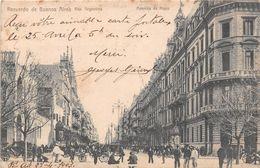 ARGENTINE - BUENOS AIRES - Avenida De Mayo - Argentina