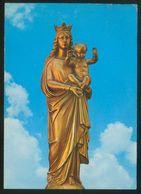 Francia. 13. Marseille. *Basilique N. D. De La Garde. Statue De La Vierge...* Circulada 1977. - Pinturas, Vidrieras Y Estatuas