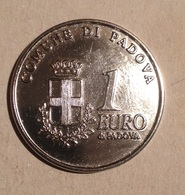 TOKEN JETON GETTONE PRECURSORE EURO BANCA ANTONIANA POPOLARE VENETA - Monetari/ Di Necessità