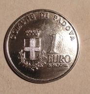 TOKEN JETON GETTONE PRECURSORE EURO BANCA ANTONIANA POPOLARE VENETA - Monetary/Of Necessity