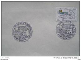 FDC ST PIERRE Et MIQUELON 1997  N° 645 - FDC