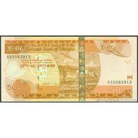 TWN - ETHIOPIA 51e - 50 Birr 2011 Prefix AS UNC - Ethiopie