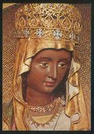 Italia. Udine. *Santuario B.V. Di Castelmonte* Circulada 1994. - Pinturas, Vidrieras Y Estatuas