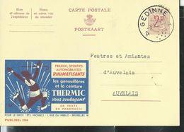 Publibel Obl. N° 2164  ( THERMIC)  Obl.  De Gedinne  1967 - Publibels